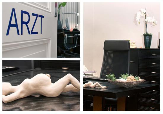 Seabert | Praxis | Arztzimmer